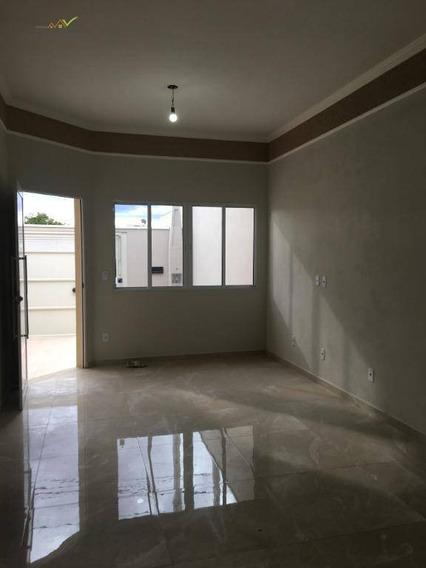 Casa Com 2 Dormitórios À Venda, 77 M² Por R$ 230.000 - Jardim Santa Cruz - Mogi Guaçu/sp - Ca1433