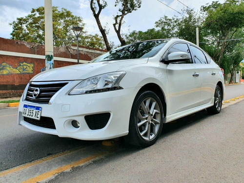 Nissan Sentra 1.8 Sr Cvt Pure Driv