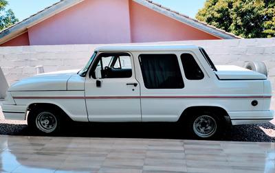 Ford/f-1000 S.s. Diesel Turbo Cabine Dupla, Em Ótimo Estado.