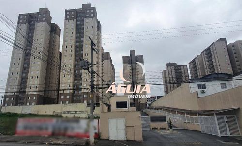 Apartamento Com 2 Dormitórios À Venda, 49 M² Por R$ 250.000,00 - Parque Novo Oratório - Santo André/sp - Ap1464