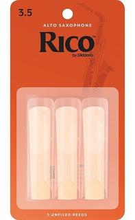 Pack De 3 Cañas (alto 3,5) Rico Rja0335