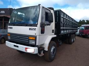 Ford Cargo 1622 Truck Reduzido Granel Carroceria