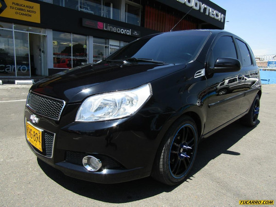 Chevrolet Aveo Emotion Aveo Emotion Gt