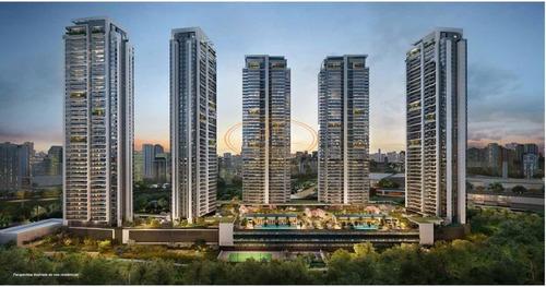 Apartamento  Com 4 Dormitório(s) Localizado(a) No Bairro Real Parque Em São Paulo / São Paulo  - 12973:923172