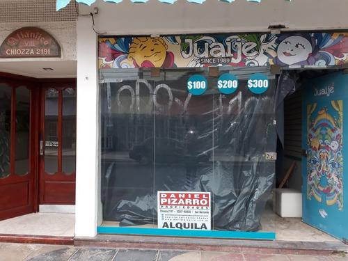 Imagen 1 de 10 de 105 - Local En Pleno Centro - Alquiler - San Bernardo