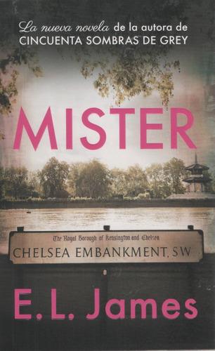 Libro: Mister. James, E.j