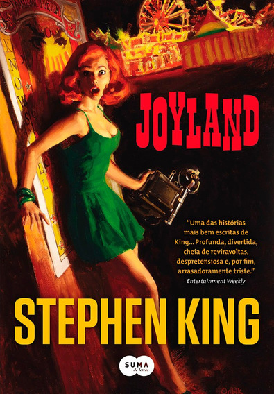Stephen King - Joyland - Suma - Bonellihq Cx289 E18