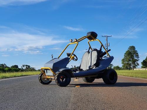 Imagem 1 de 10 de Buggy, Fapinha Com Motor De Moto