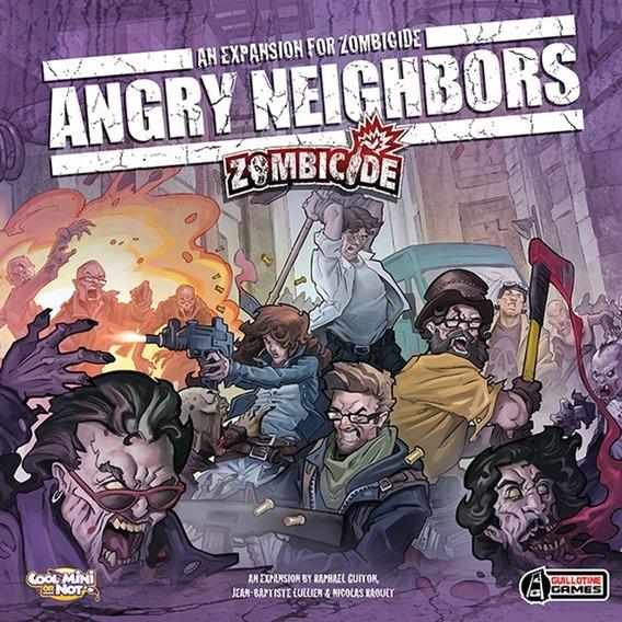 Zombicide Season 3 (angry Neighbors)