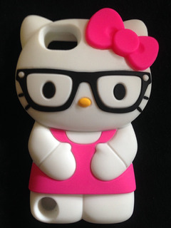 Case 3d Hello Kitty iPod Touch 5 6 Quinta Sexta Generación