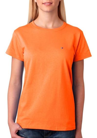 Blusa Camiseta Tommy Hilfiger Feminina Original Importada P2