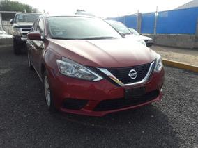 Nissan Sentra Sense 2017