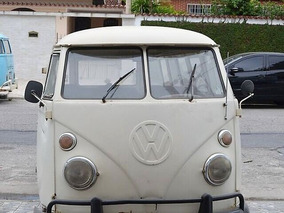 Volkswagen Peura Kombi Corujinha Jarrinha Ano 1973