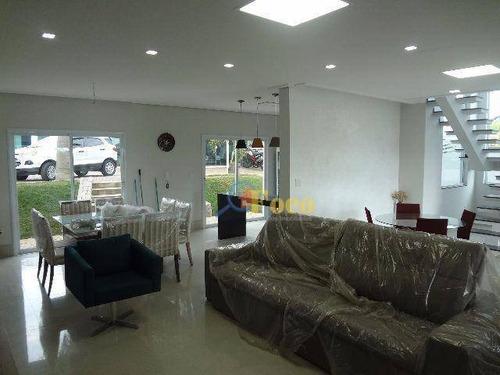 Imagem 1 de 16 de Casa Com 4 Dormitórios À Venda, 390 M² Por R$ 1.060.000,00 - Nova Itatiba Ii - Itatiba/sp - Ca0471
