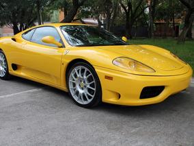 Ferrari 360 Modena 2000 Impecable Rines Challenge Stradale