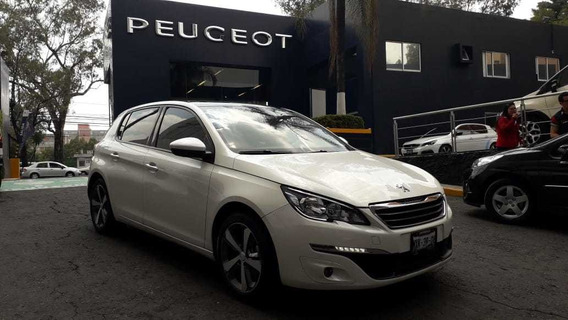Peugeot 308 Allure Mt Color Blanco 2016 (grupo Camsa)