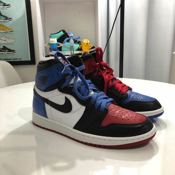 Air Jordan 1 Top 3 Usado 42
