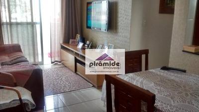 Apartamento Residencial À Venda, Vila Ema, São José Dos Campos - Ap6864. - Ap6864