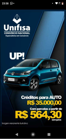 Volkswagen Up! 1.0 Connect 170 Tsi 5p 2020