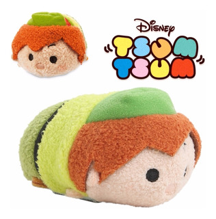Tsum Tsum Disney Peter Pan Ariel Woody Jesie Sebastian Ursul