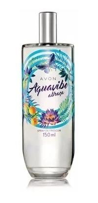 Aquavibe Colonia Desodorante Abraça Ama Dança Avon 150 Ml