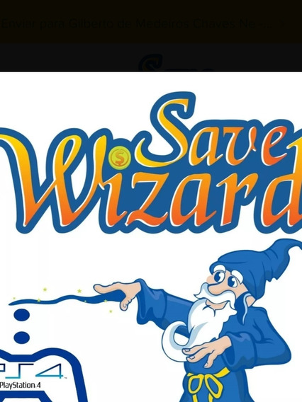 Save Wizard Ps4 2 Contas