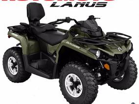 Can Am Outlander 450 L Max Dps 0km 2017 Automoto Lanus