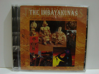 The Imbayacunas (andina)Music From The Andes Cd Canada Ed