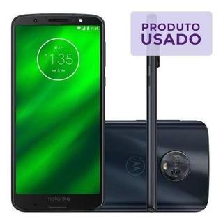 Celular Motorola G6 Plus, 64gb, Índico