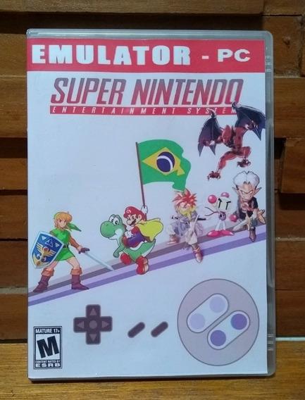 Emulador Super Nintendo - Pc / Notebook