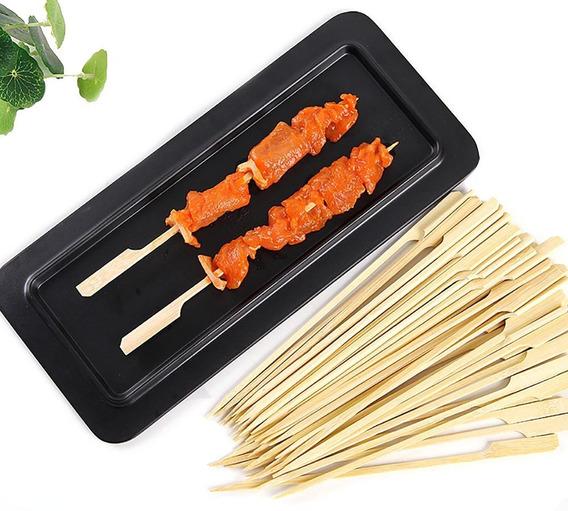 Pincho De Bambu O Brocheta Catering 25cm X 100u Finger Food