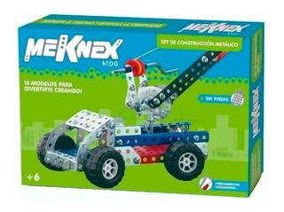 Meknex 13 Modelos 261 Pzs K100 E. Full