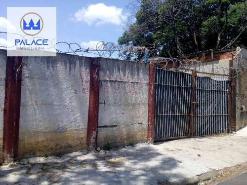 Terreno Para Alugar, 1500 M² Por R$ 1.000,00/mês - Jardim Caxambu - Piracicaba/sp - Te0338