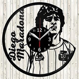Reloj Corte Laser 2004 Diego Maradona Frente