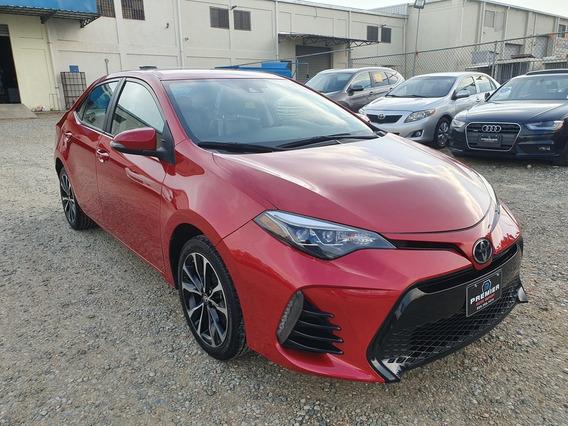 Toyota Corolla Se 2017 Recien Importado