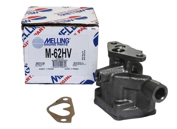 Bomba De Óleo Melling High Volume Opala 6cil M-62hv