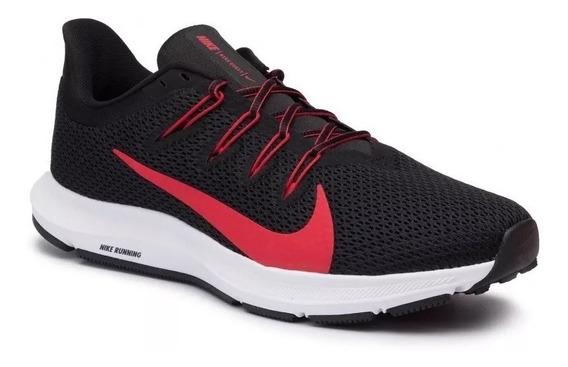 Zapatillas Nike Quest 2 Nuevas Running Hombres Ci3787-001