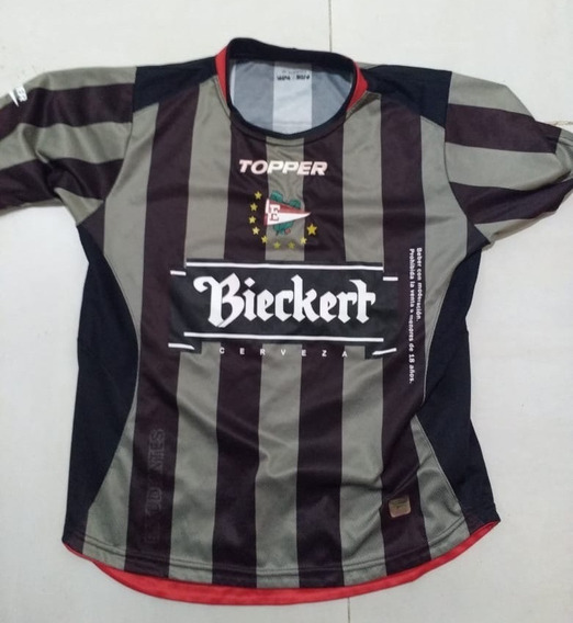 Camiseta Estudiantes Suplente 2010 (bieckert)