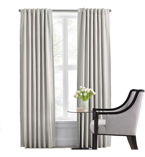 Imagen 1 de 7 de Cortinas Blackout Textil Lavable 2 Paños 140x220 Barral Envio Gratis