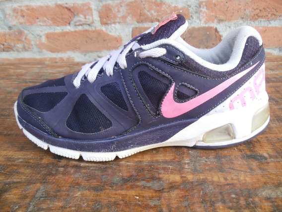 Tenis Nike Air Max Run Lite 4 Original Br 34 Us 5.5