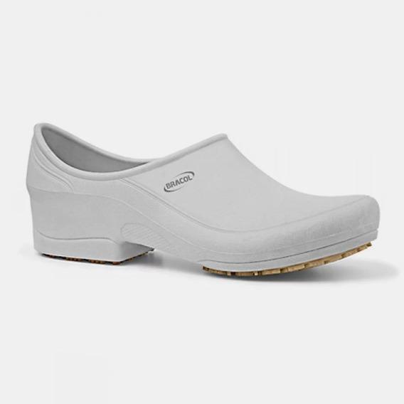 Sapato Segurança Branco Impermeável Flip Bracol