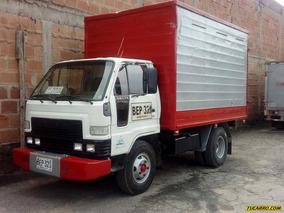 Camion Furgon Dahiatsu Delta