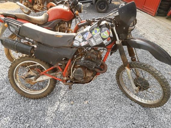 Honda Xlx250 Ano 1987 Em Peças