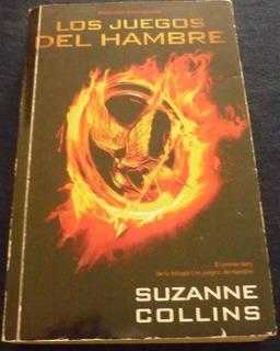 Los Juegos Del Hambre De Suzanne Collins (novela)