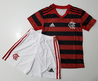 Kit Infantil Flamengo 2019 / 20 (home)