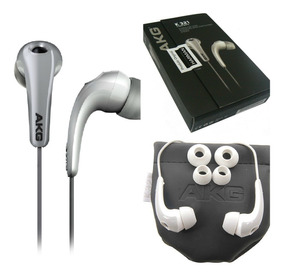 Fone De Ouvido In Ear Akg K321 Para iPod, iPhone,iPad