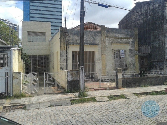 Casa Em Petropolis, Rua Ana Neri, 4 Dorm - Grande Potencial Comercial - V-9683