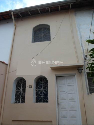 Casa Residencial - Chacara Santo Antonio - Ref: 12782 - V-12782