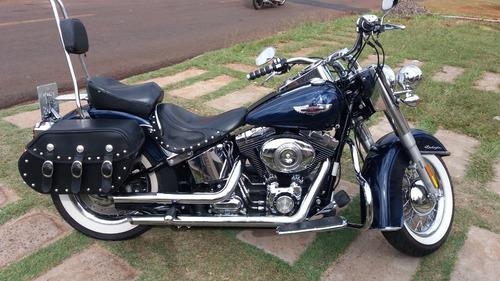 Moto Harley Davidson Modelo Deluxe