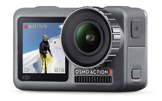 Osmo Action Dji Camera 4k 12mp A Prova D